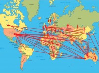Mapped-The-world's-immigration-landscape